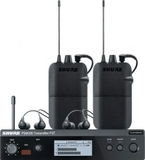 SHURE PSM300 TWIN PACK SE112
